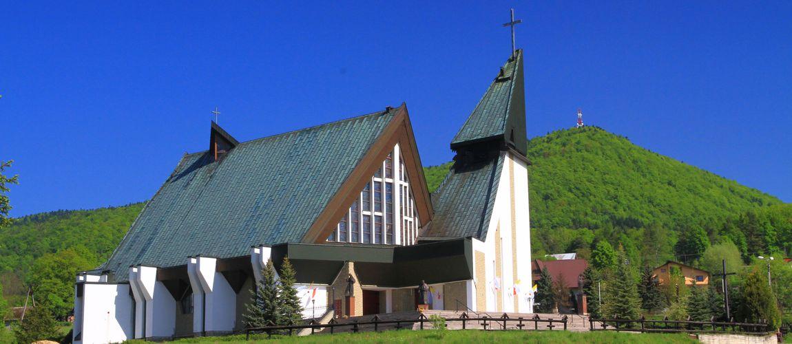 Parafia pw. Imienia NMP w Chomranicach